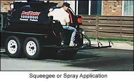 SealMaster- Squeegee or Spray Application